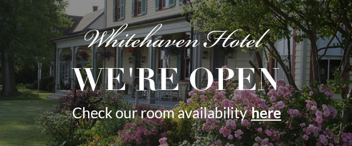 Whitehaven Hotel - We're Open - Click here for our room availability.
